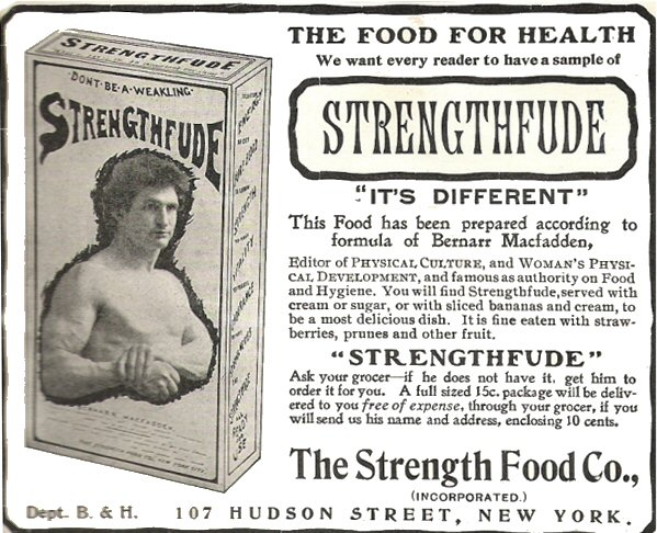 strengthfude cereal